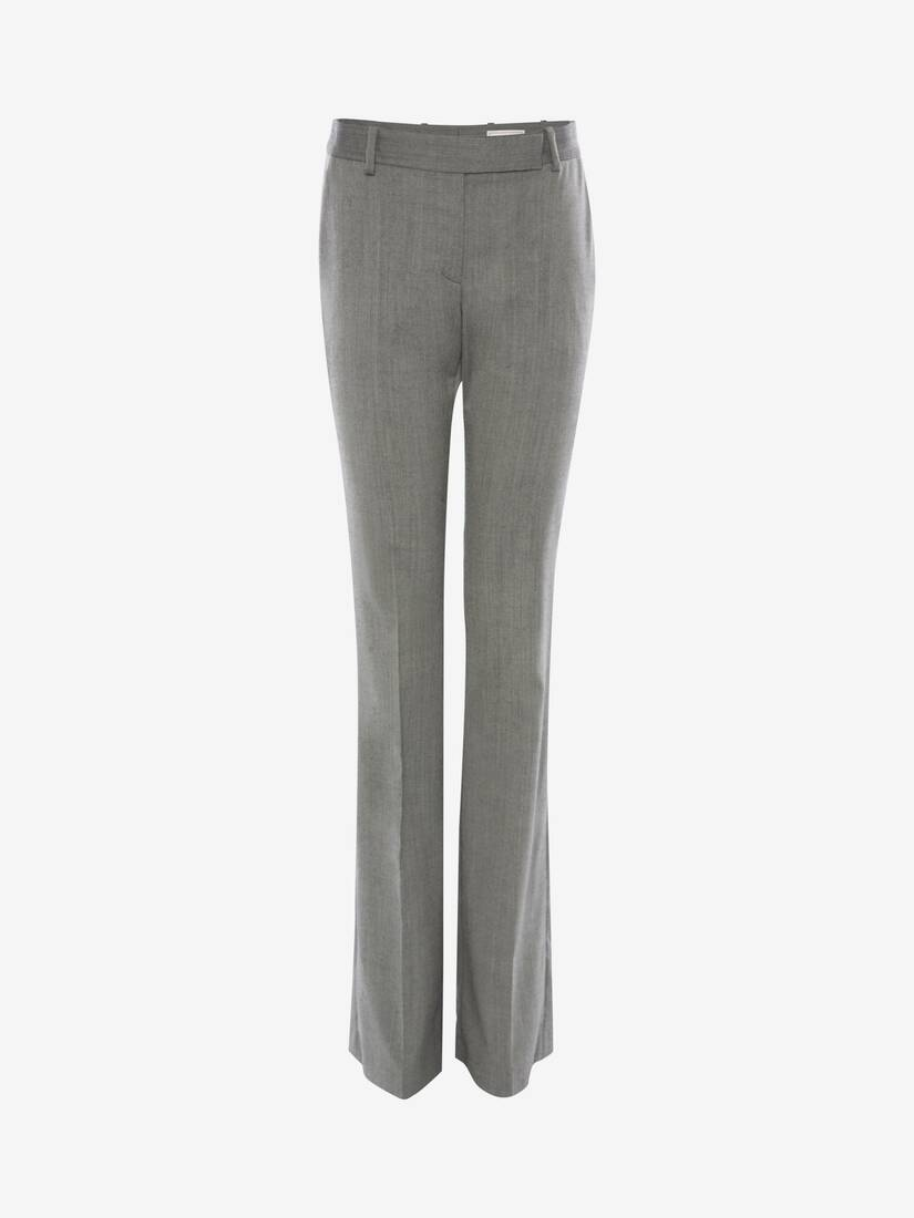 Display a large version of the product image 1 - Bootcut Trouser