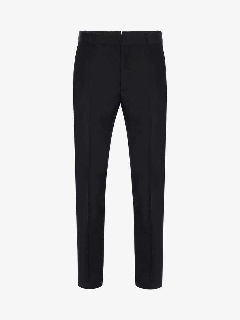 Display a large version of the product image 1 - Pantaloni Sartoriali Aderenti