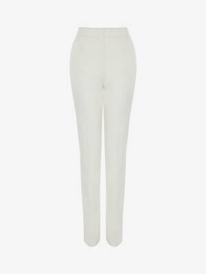 Long pantalon cigarette Grain de Poudre