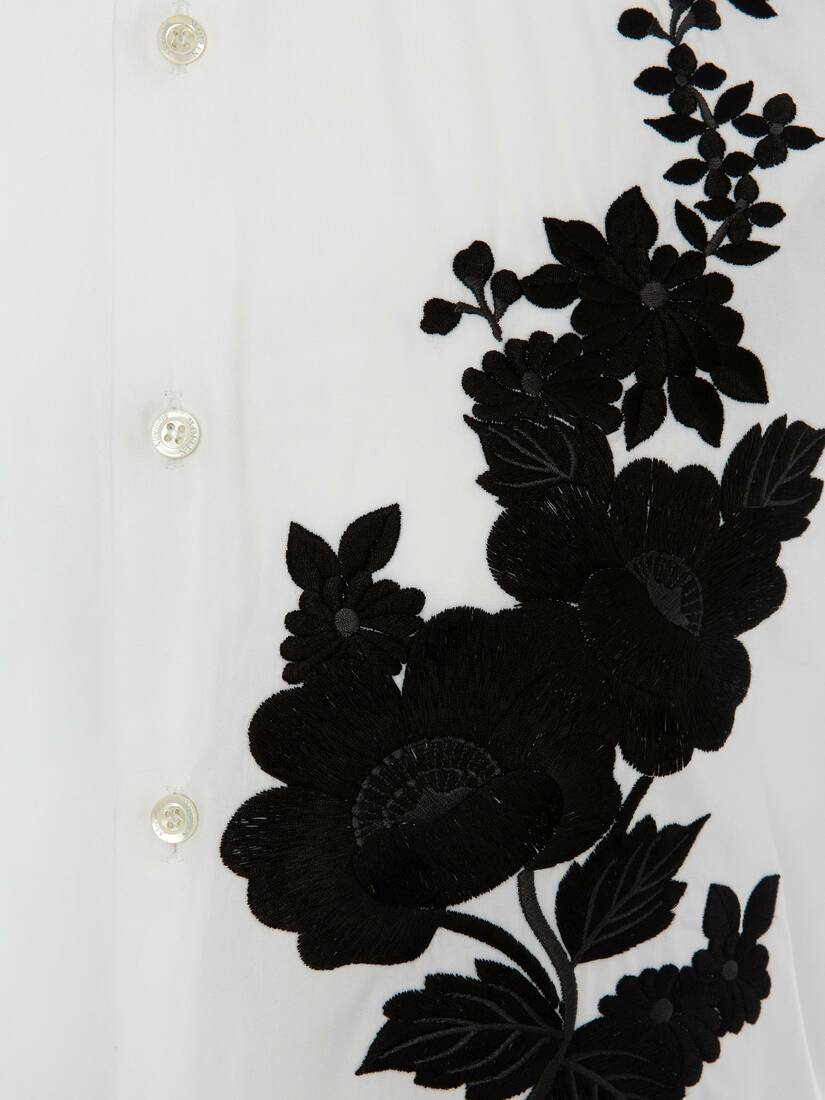 Display a large version of the product image 6 - Japanese Camellia Shirt