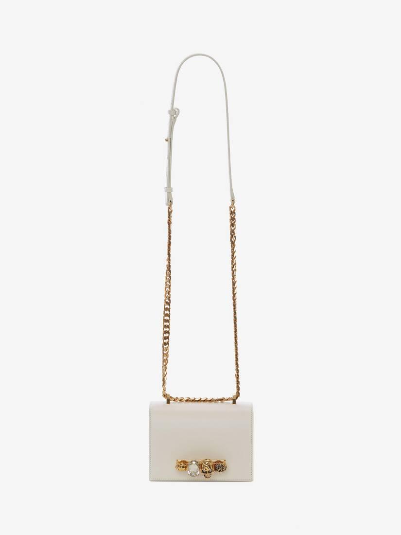 Afficher une grande image du produit 5 - Petit Jewelled Satchel