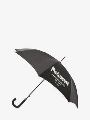 McQueen Graffiti Umbrella