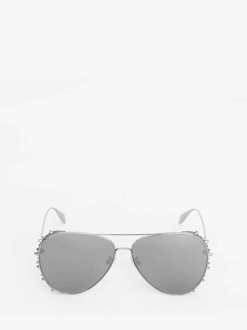 Punk Stud Pilot Sunglasses