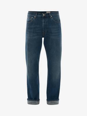 Jean ample