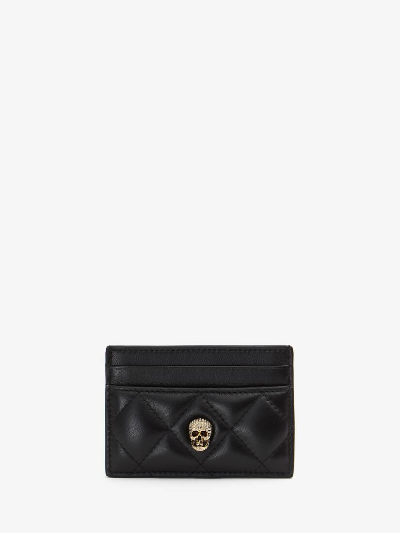 Display a large version of the product image 1 - Skull Card Holder
