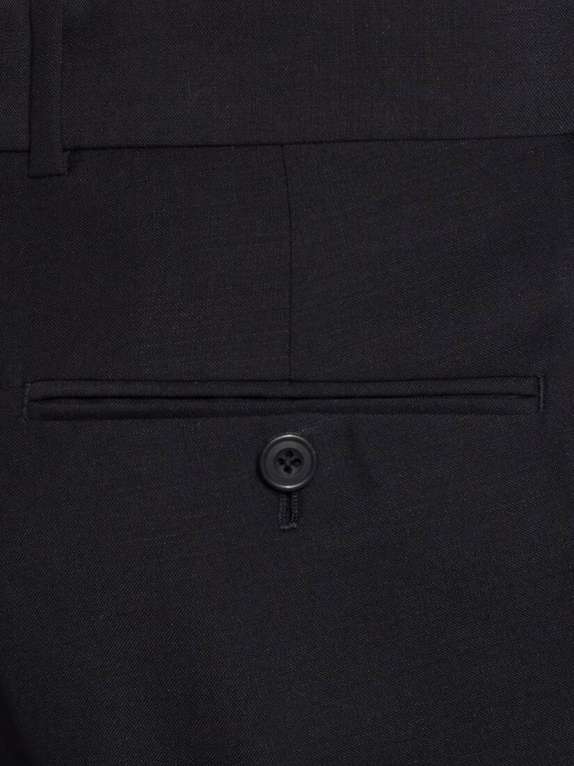 Display a large version of the product image 5 - Fitted Tailored Trousers