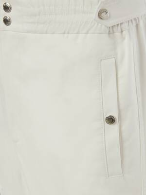 Multi Pocket Japanese Gabardine Shorts