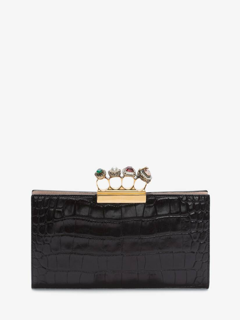 Display a large version of the product image 3 - Jeweled Four-Ring Pouch