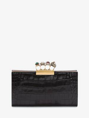 Jewelled Four-Ring Pouch