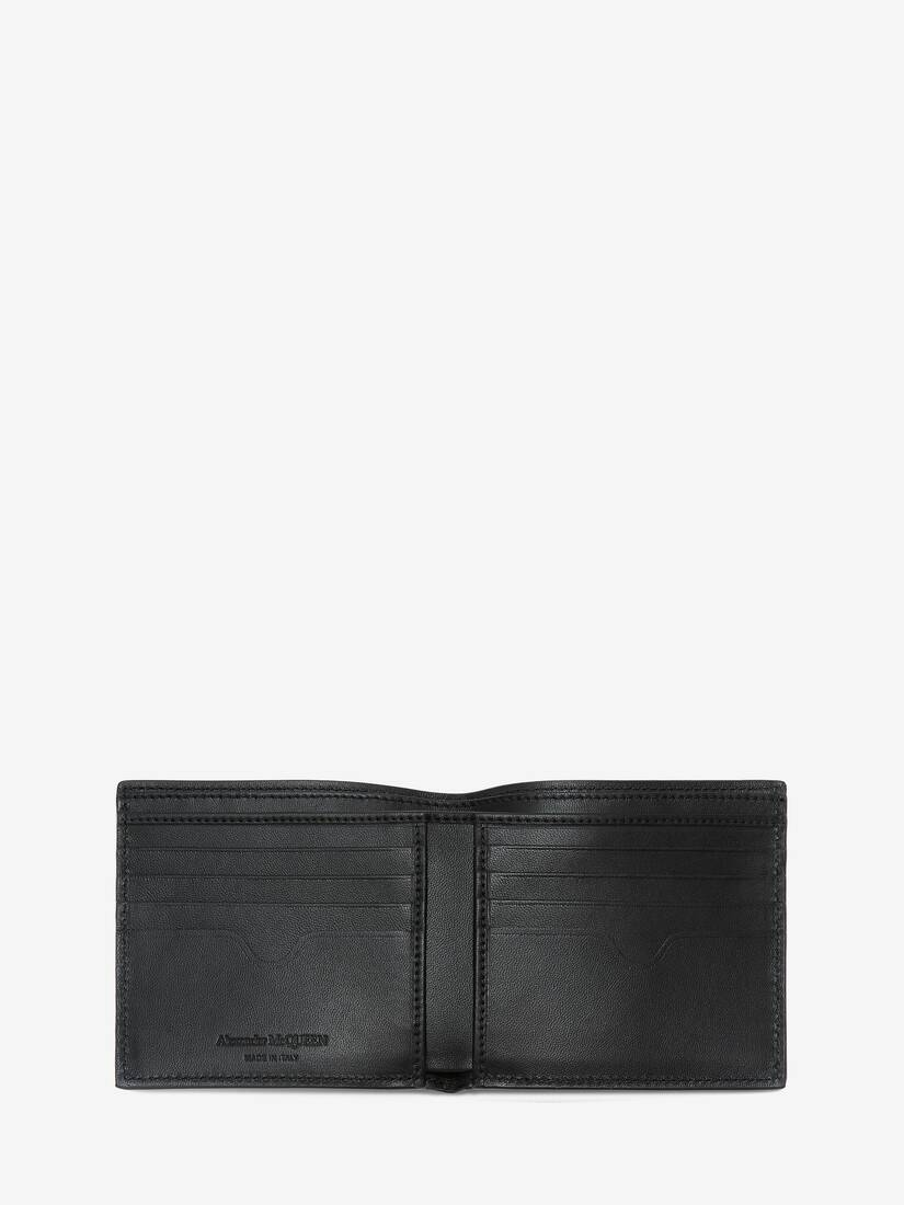 Display a large version of the product image 4 - Torn Skull Billfold Wallet