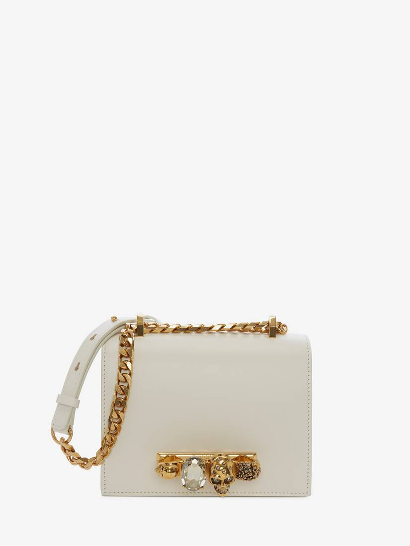 Display a large version of the product image 1 - Small Jewelled Satchel
