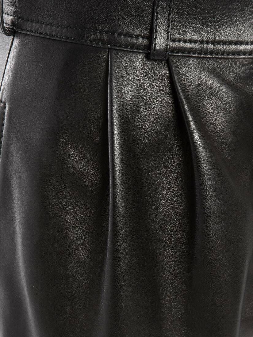 Display a large version of the product image 5 - Leather Trouser