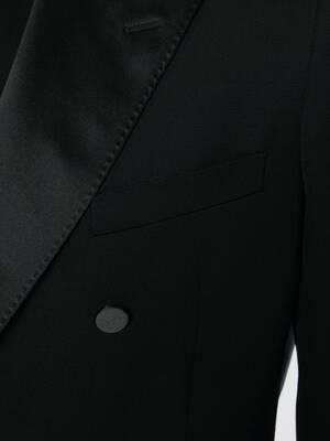 McQueen Graffiti Hybrid Jacket