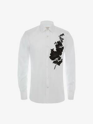 Japanese Camellia Shirt