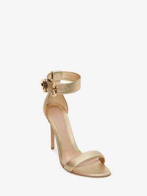 Medieval Buckle Sandal