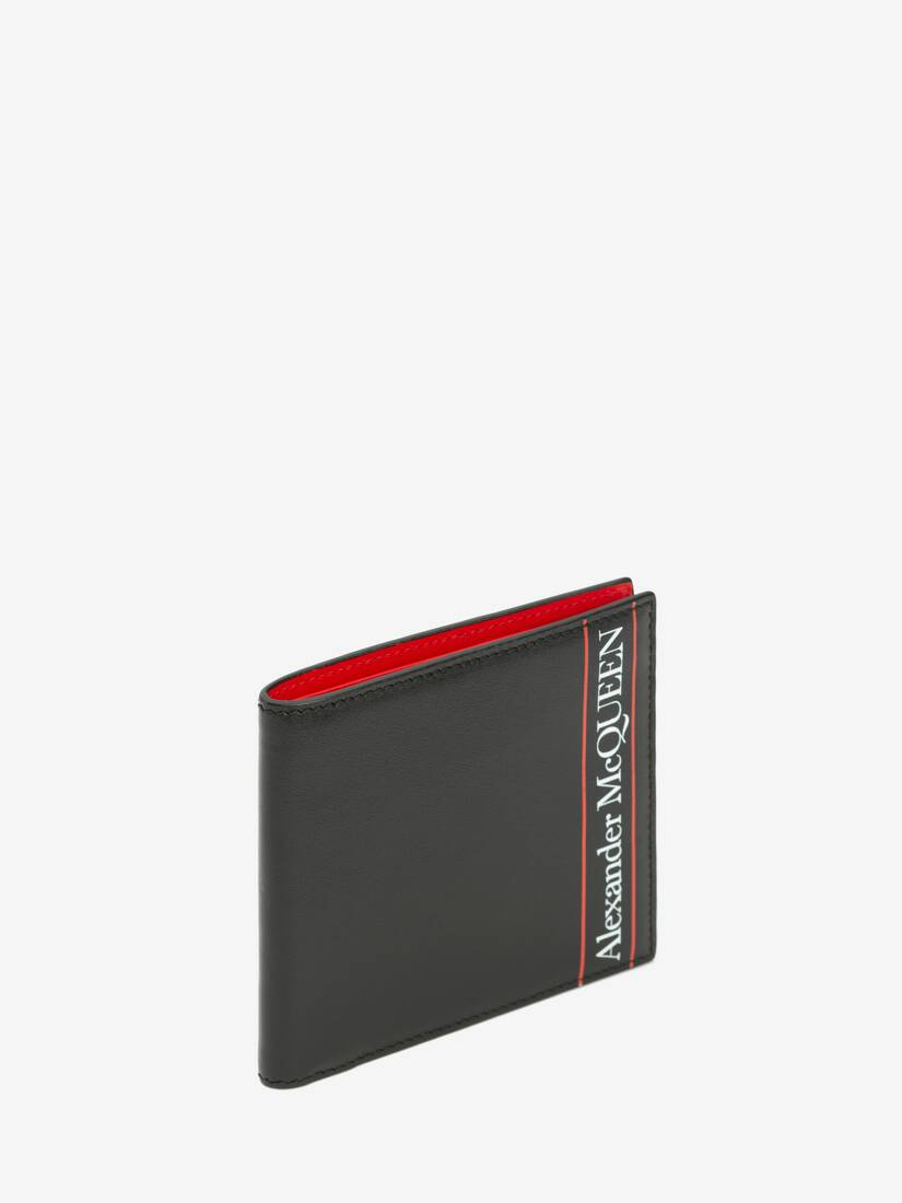Display a large version of the product image 2 - Alexander McQueen Billfold Wallet