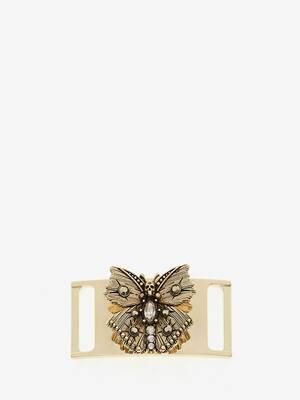Schmetterlingscharm für Sneaker