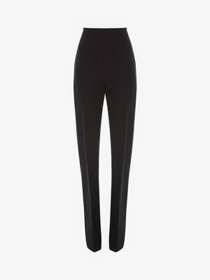 Double Duchesse High Waisted Pants