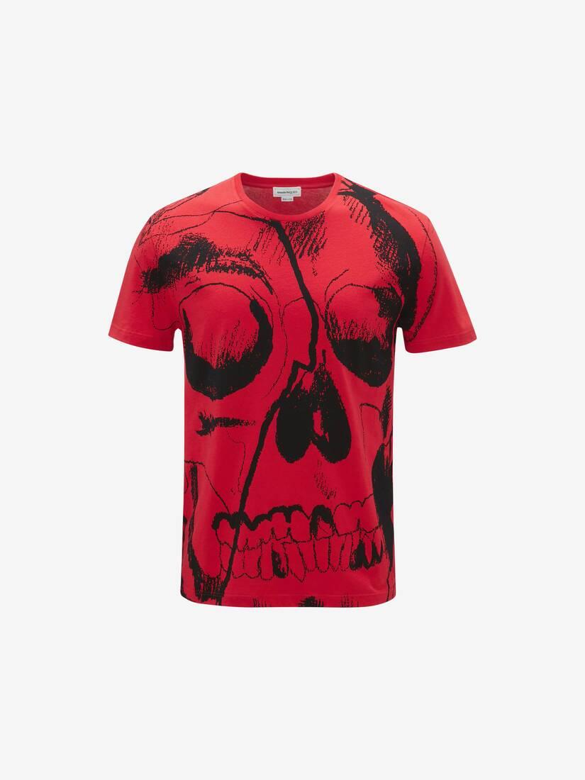 Exploded Skull T-Shirt