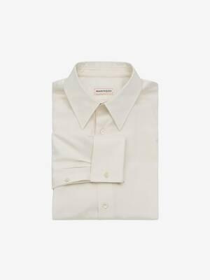 Camicia in Popeline di Seta
