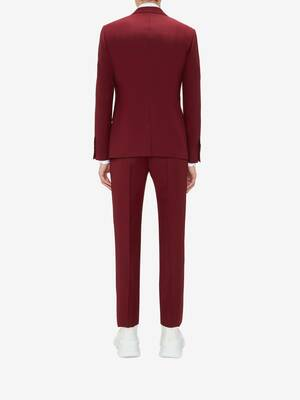Wool Mohair Trousers