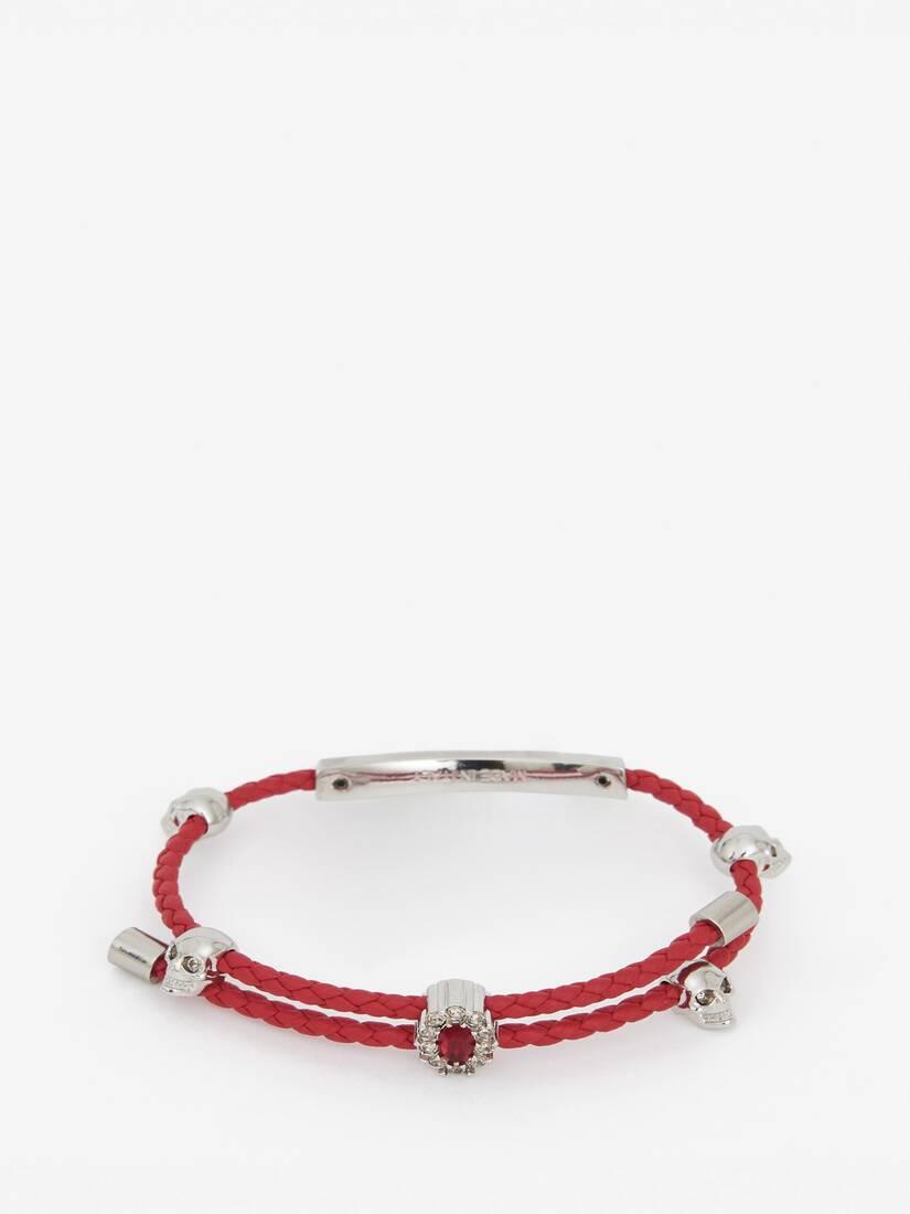 Afficher une grande image du produit 1 - Skull Friendship Bracelet