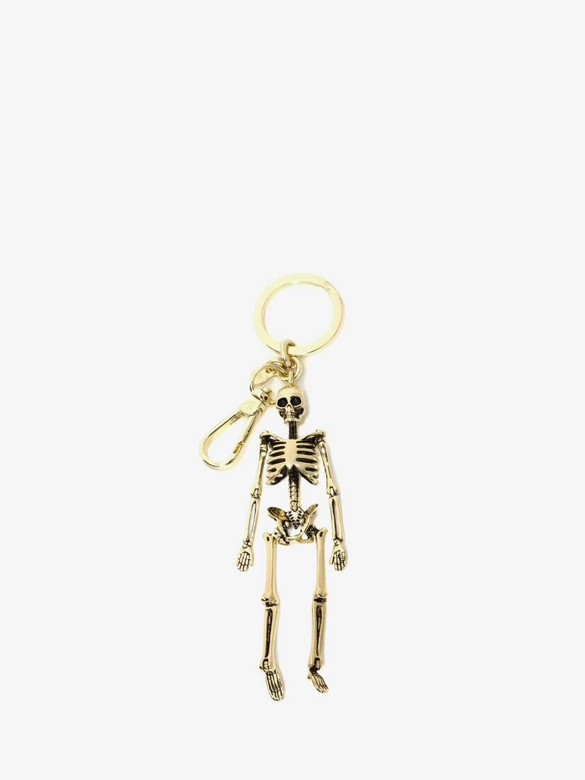 Display a large version of the product image 1 - Skeleton Key Ring