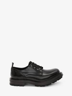 Chaussures à lacets de travail