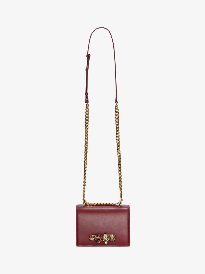 Display a large version of the product image 5 - Small Jewelled Satchel