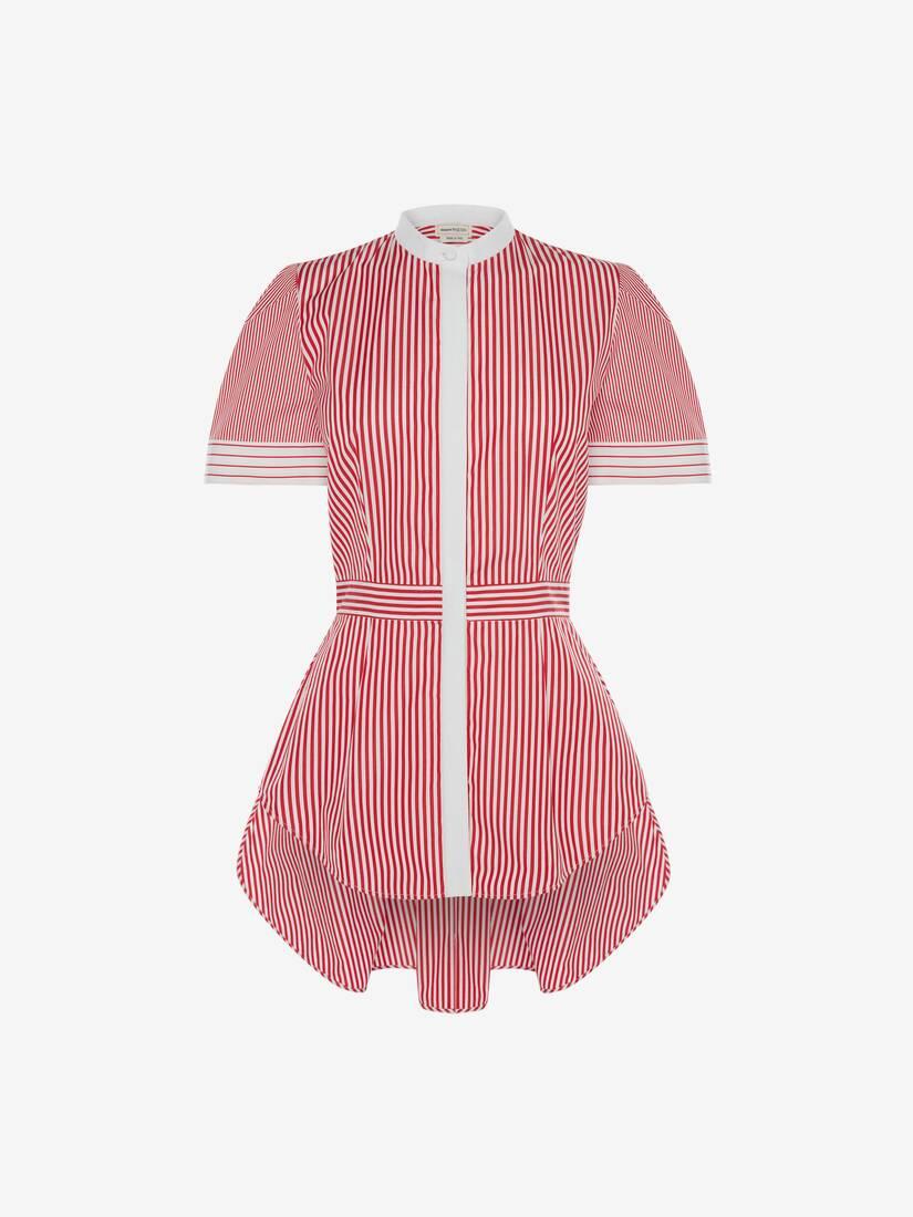 Stripe Kickback Shirt