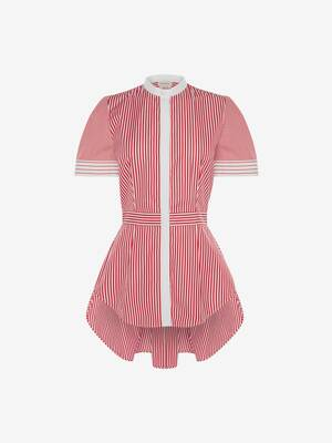 Stripe Kickback Shirt