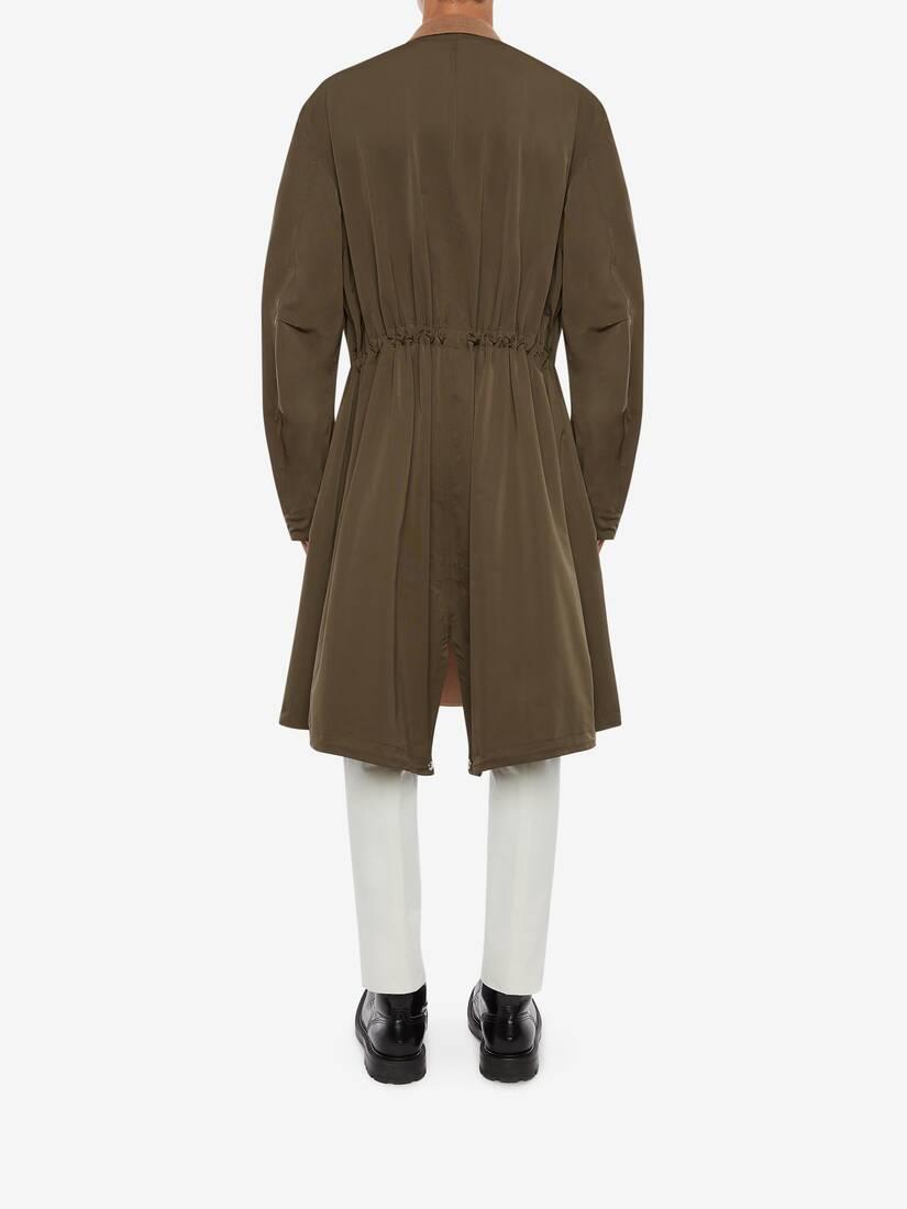 Hybrid Parka Coat