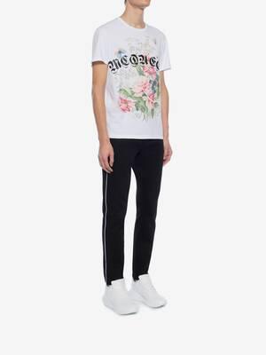 Rose Skull T-Shirt