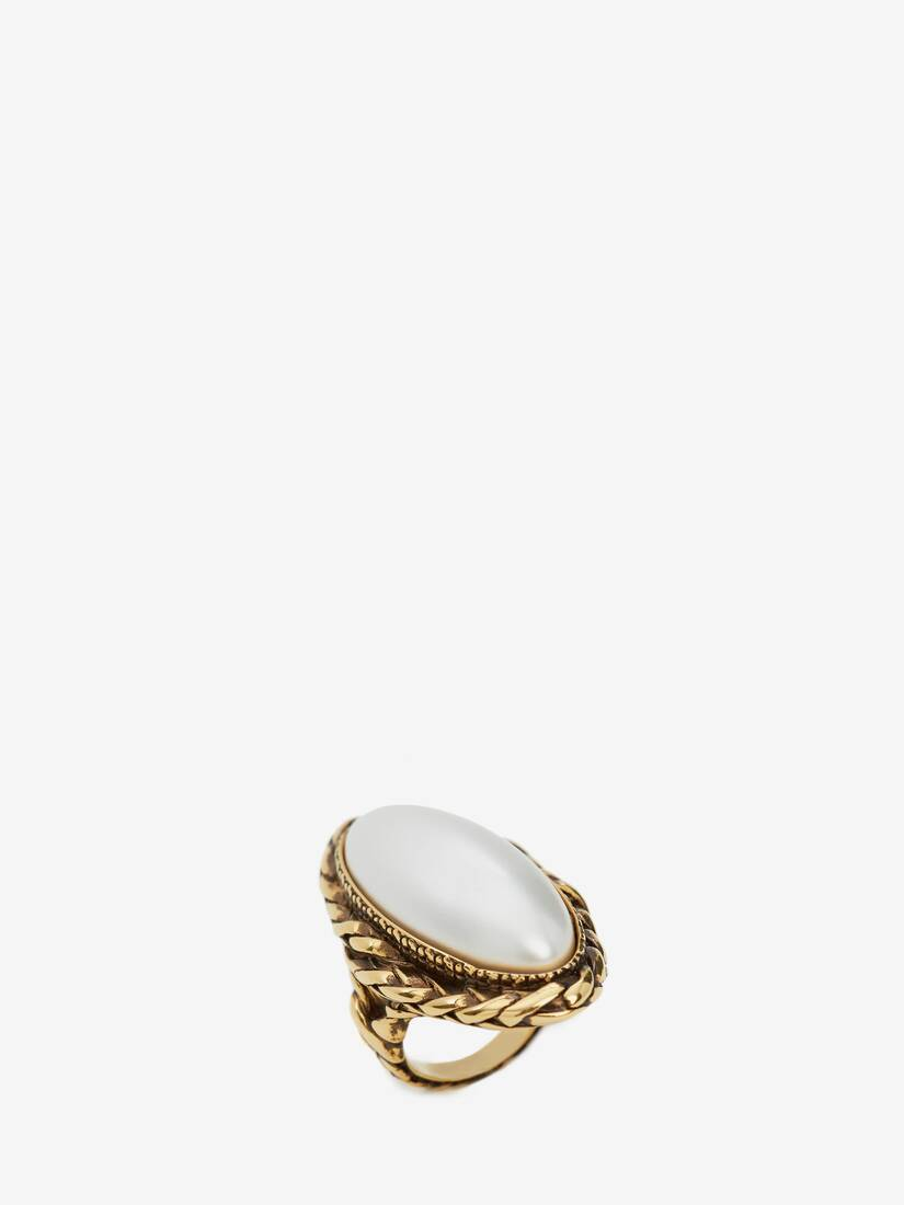 Display a large version of the product image 2 - Anello con Pietra