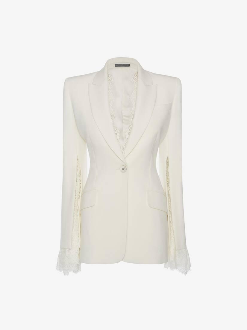 Display a large version of the product image 1 - Slash Sleeve Jacket