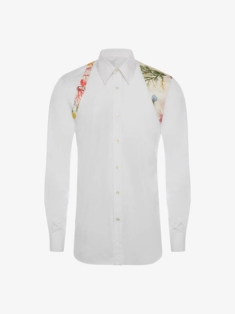 Botanical Harness Shirt