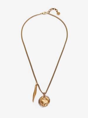 Mittelgroße Molten-Halskette