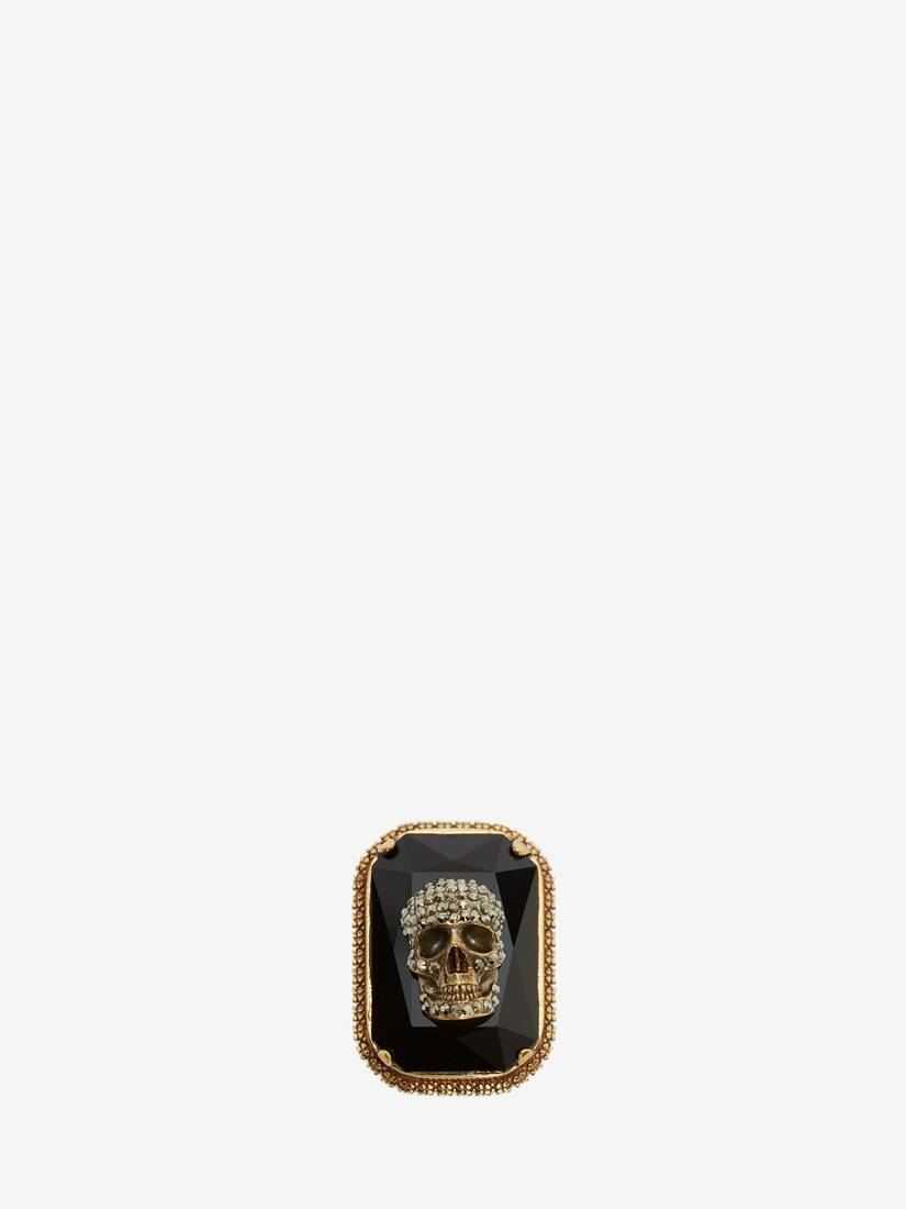 Display a large version of the product image 3 - Jewelled Skull Ring
