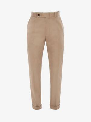 Peg Chino Trousers