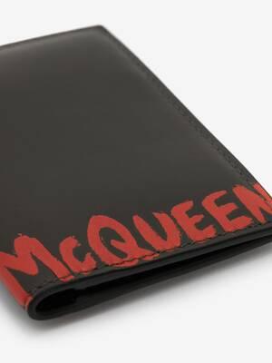 McQueen Graffiti Pocket Organiser