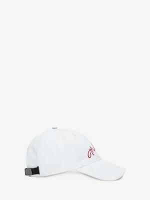 McQueen Baseball Cap
