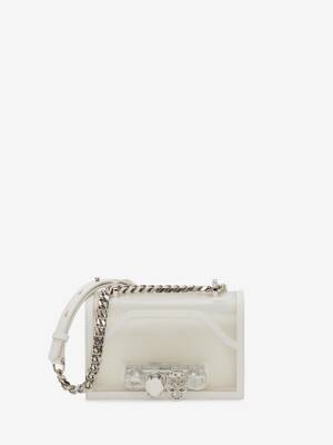 Borsa mini Jewelled Satchel