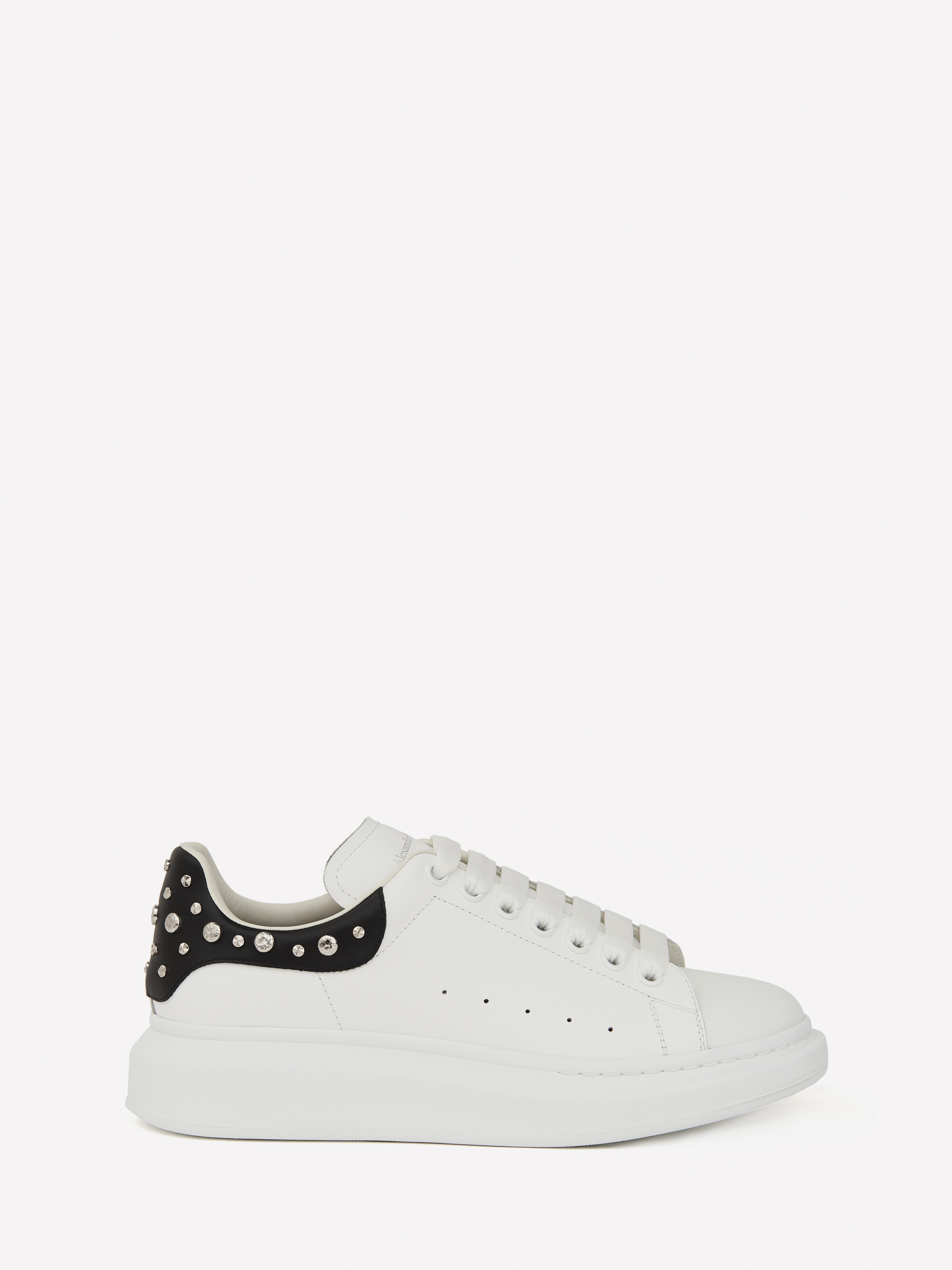 Alexander Mcqueen Studded Leather Low