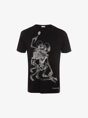 T-Shirt Lovers Skeleton