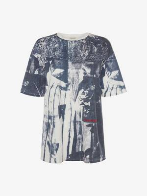 Overprint Dress T-Shirt