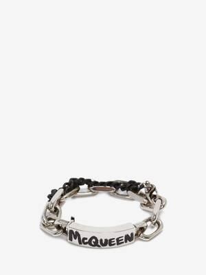 McQueen Graffiti Bracelet
