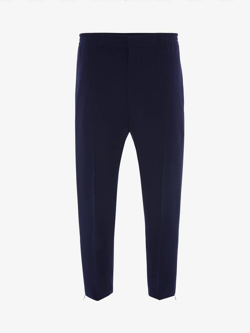 Display a large version of the product image 1 - Sports Crepe Trousers