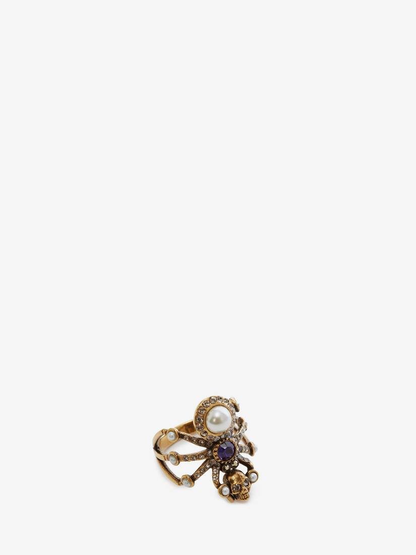 Display a large version of the product image 4 - Spider Ring