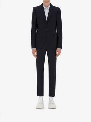 Selvedge Wool Mohair Jacket