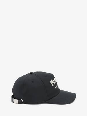 McQueen Graffiti Baseball Cap